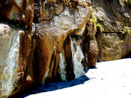 Beach Cliffs of Encinitas C