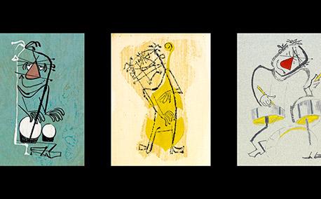 Jazz Triptych