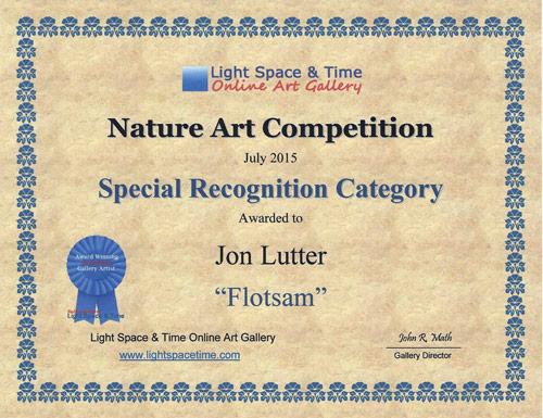 Flotsam Award